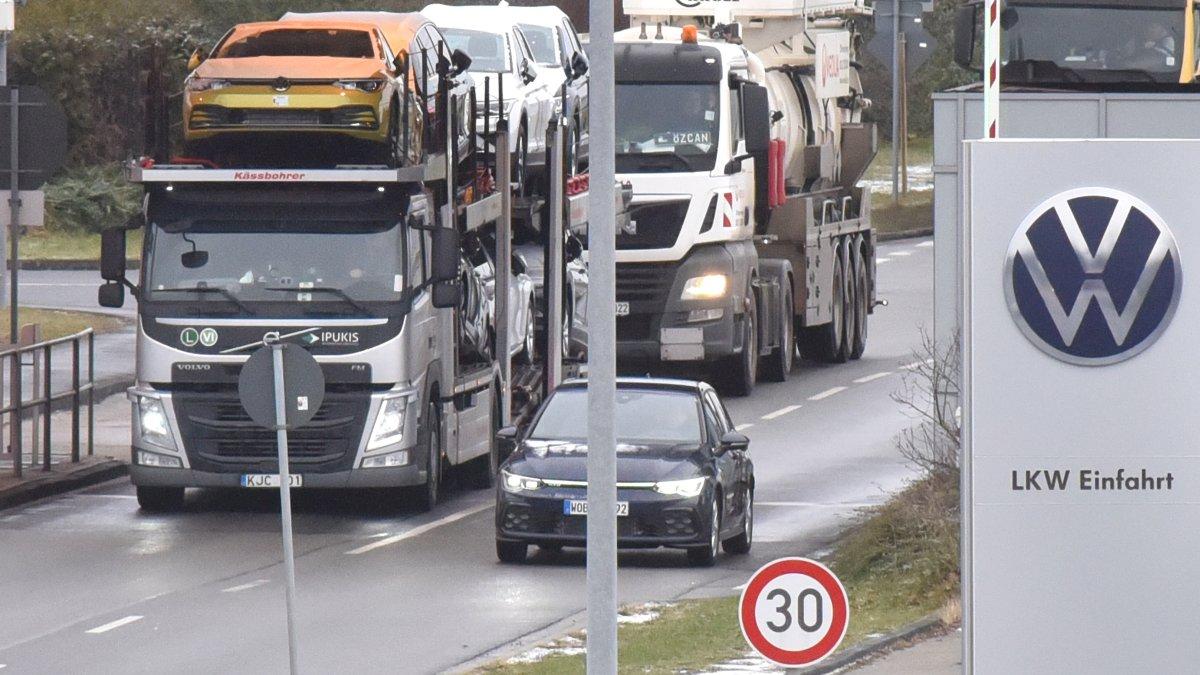 Бугарин крадел возила од паркингот на VW