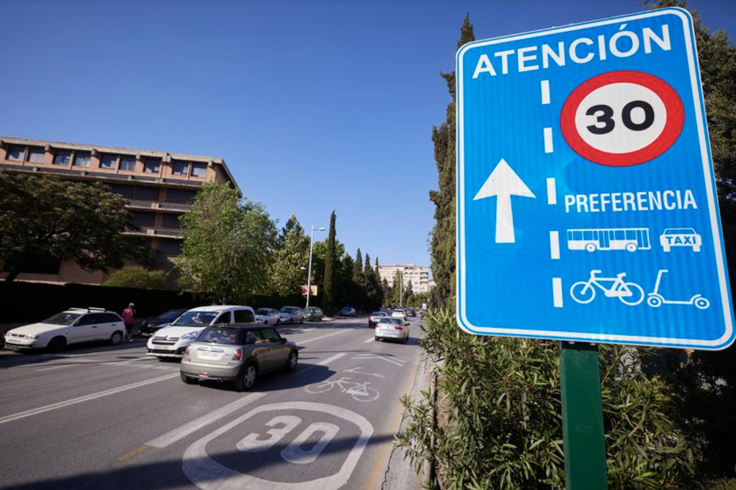Во Шпанија радикално ограничување на брзината
